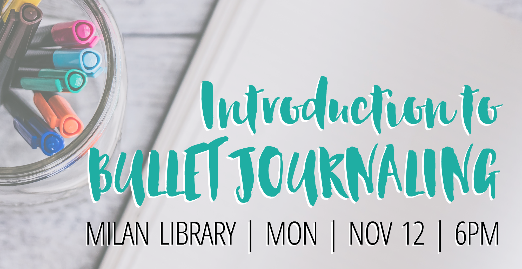 2018-11-LIBRARY-Introduction-to-Bullet-Journaling-Slide