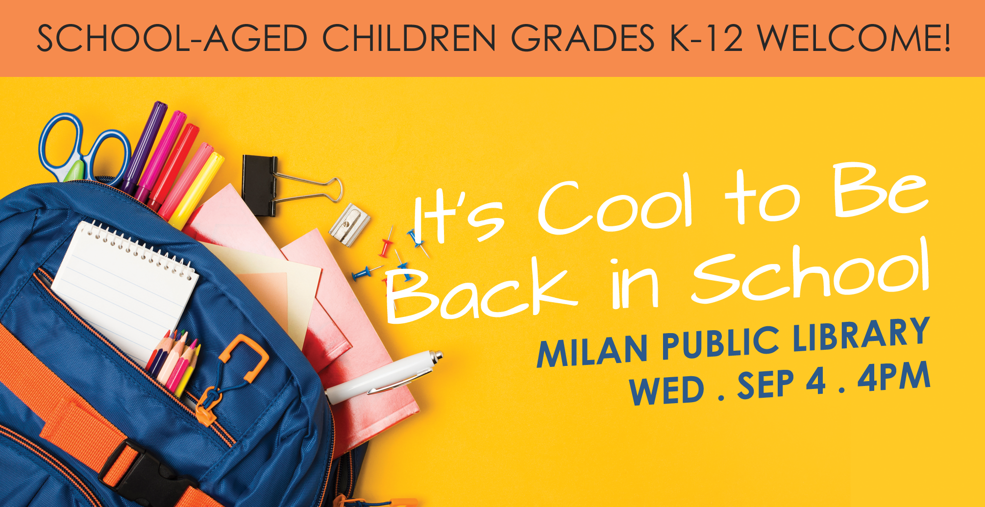2019-09-CHILDRENS-Milan-Its-Cool-to-Be-Back-in-School-Slide