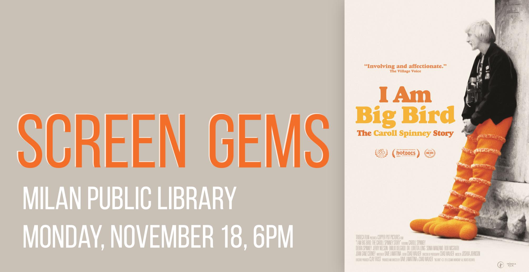 2019-11-LIBRARY-Milan-Screen-Gems-I-Am-Big-Bird-Slide