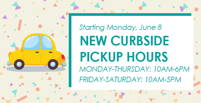 2020-06-LIBRARY-Library-New-Curbside-Hours-Website