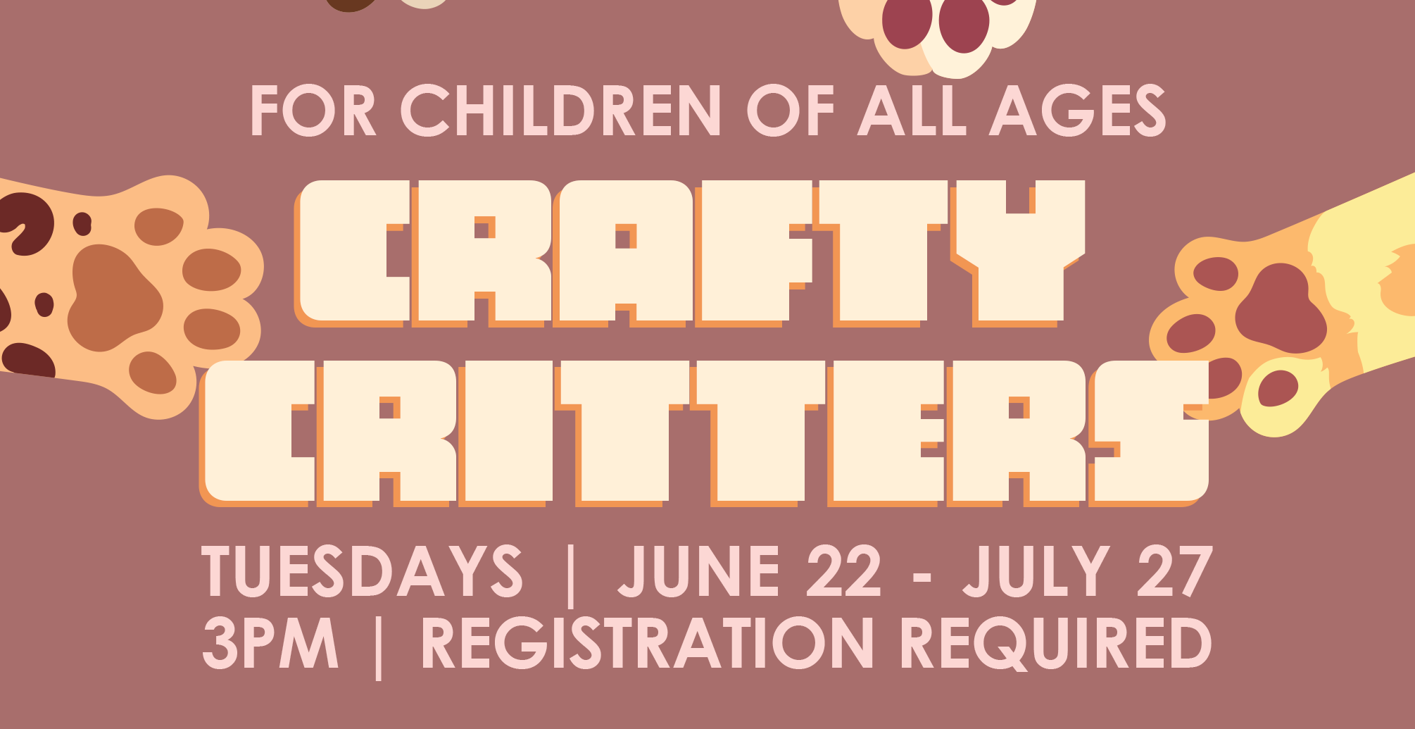 2021-06-CHILDRENS-Milan-Crafty-Critters-Slide